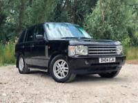 2004 LAND ROVER RANGE ROVER VOGUE 3.0L DIESEL AUTOMATIC 5 DOOR 4X4