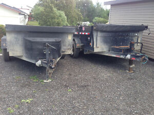 Trailer's Now For Rent at C&R Roofing!