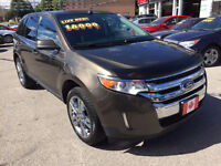 2011 Ford Edge LIMITED AWD SUV...LOADED...NAVI..MINT COND. City of Toronto Toronto (GTA) Preview