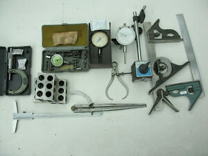 machine shop tools and supplies
