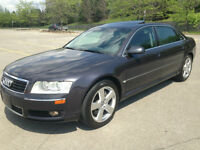 AUDI A8 L QUATTRO 2004 ( !! NAVIGATION, TOUT OPTION, IMPEC. !! )