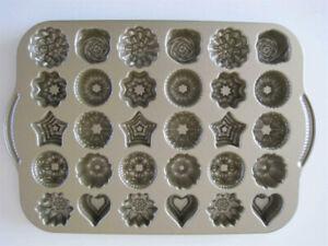 Nordic Ware Bundt Tea Cakes & Candies Baking Mold Pan