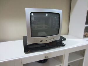 RCA TV   Television  and/or JVC VCR