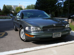 Buick Park Avenue Ultra  Supercharged
