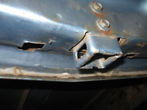 1966-67 Chevelle trunk lids, western, nice condition, sell trade London Ontario image 3