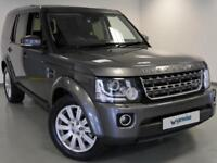 2015 Land Rover Discovery Diesel grey Automatic