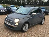 2012 Fiat 500 1.2 Lounge (s/s) 3dr