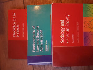 Criminal Justice & Law Textbooks