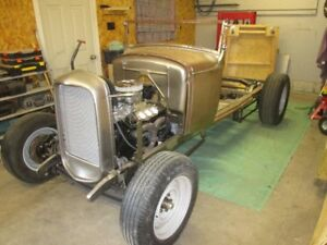 For Sale   1930 Ford Roadster Project