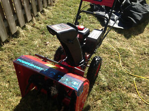 "Powersmart 24"" snowblower"