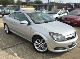 Vauxhall/Opel Astra 1.6 ( 113bhp ) 2007.5MY Twin Top Air