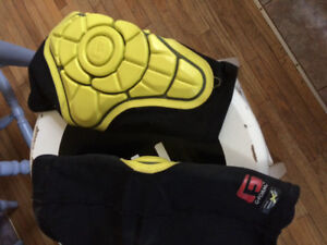 G Form goalie knee pads