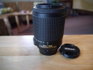 Nikon 55-200mm F/4-5.6 G IF-ED DX VR lens  Excellent Condition