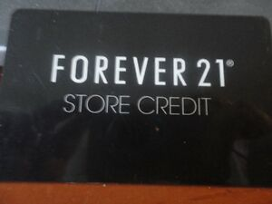 Forever 21 Gift Card Value $24