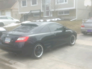 2009 civic coupe 5 speed manual