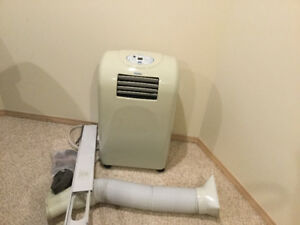 Portable Air Conditioner (Window Exhaust)