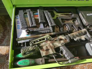 Spyder MRX paintball gun