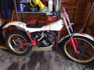 Trial Yamaha TY 250