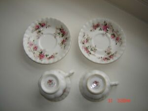 China tea cups and saucers London Ontario image 2
