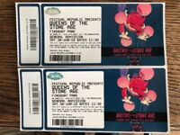 2 tickets for Queens of Stone Age London