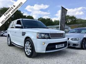 2012 12 LAND ROVER RANGE ROVER SPORT 5.0 V8 SUPERCHARGED AUTOBIOGRAPHY SPORT 510