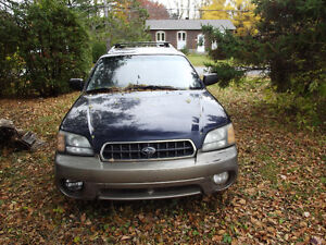 2003 Subaru Outback Hatchback West Island Greater Montréal image 4