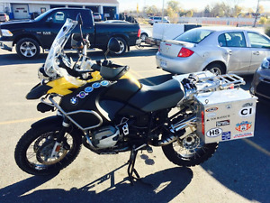 Loaded 2010 BMW GS Adventure