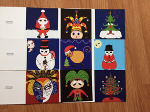 Christmas/ Holiday's cards