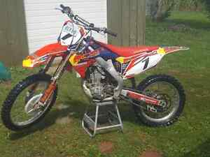 MINT CONDITION 2012 CRF 250