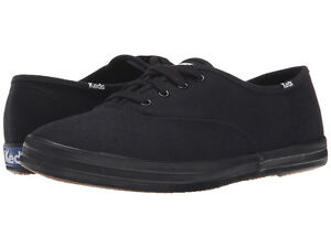 Keds all black Champion Shoe
