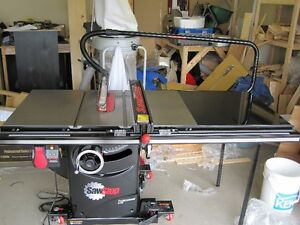 Sawstop 3HP Professional cabinet saw / table Saw