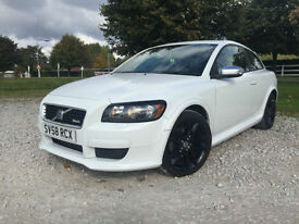 2008 Volvo C30 2.0D R-Design Sport Diesel Manual