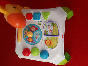 20$ FISHER PRICE PLAY TABLE