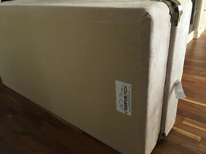 Free tempur-pedic twin box springs