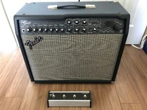Amplificateur Fender Cyber Deluxe 65 watts - 350 $