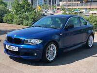 2010 BMW 1 SERIES 118D M SPORT COUPE DIESEL