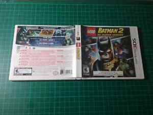 New 3ds lego BATMAN 2 game