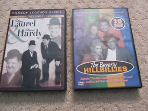 Laurel & Hardy And The Beverly Hillbillies on DVD