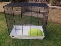 Rat animal cage medium