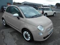 Fiat 500C 1.2 ( 69bhp ) Colour Therapy convertible