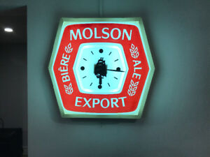 HORLOGE MOLSON