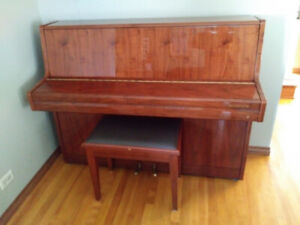 Piano Upright Samick