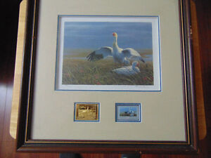 Wildlife Habitat Canada / Prints with Stamps / s-n London Ontario image 4