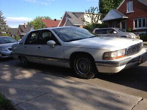 1992 Buick Roadmaster Limited Sedan