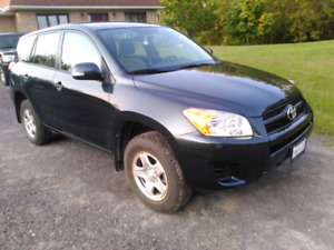 2012 Rav4 with 65,000kms