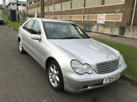 2001 MERCEDES - BENZ C240 ELEGANCE 2.06 AUTOMATIC * CHEAP PART EXCHANGE TO CLEAR