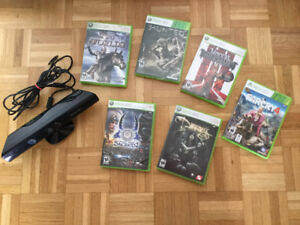 *Xbox360: Kinect - Farcry 4 - Fallen Angel Sacred 2 -Two Worlds.