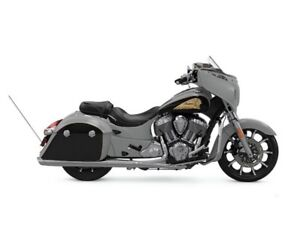 2017 Indian Motorcycle Chieftain Limited Star Silver over Thunde