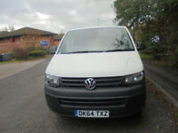 2014 Volkswagen Transporter 2.0TDI DIESEL SWB T28 Startline