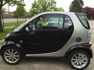 2005 Smart Fortwo  DIESEL....INCREDIBLE GAS MILEAGE!!!!